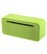 NOGO N-BOX Portable Sound Box Bluetooth Speaker รุ่น B7500 - Green