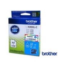 Brother Ink รุ่น LC-535XLC - Blue