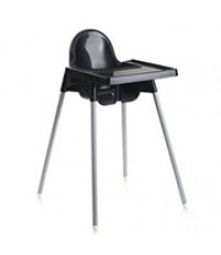 Babyhood เก้าอี้ทรงสูง (Black)