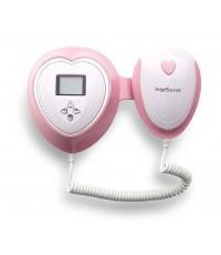 เครื่องฟังเสียงหัวใจทารกในครรภ์ANGELSOUNDSมีLCDแสดงพร้อมลำโพงในตัว