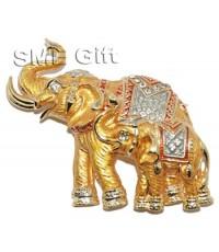ช้างทรงแม่ลูก (สีสามกษัตริย์)