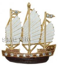 เรือสำเภา (สีขาว)