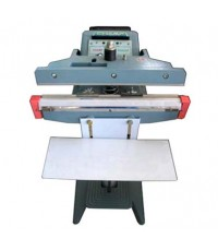 Foot impulse sealing machine