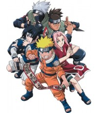 Naruto นินจานารูโตะ จบภาคเด็ก V2D 11 แผ่น [พากษ์ไทย]