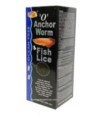 'O' Anchor Worm Fish & Lice 125 ml.