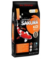SAKURA KOI High Growth Formula 6.5 Kg. S