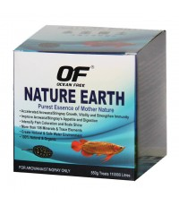 OF Nature Earth 550 g. (Arowana/stringray)