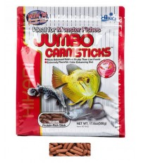 Hikari Jumbo Carnisticks 500 g.