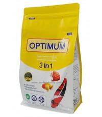 OPTIMUM 3 in 1 สาหร่าย 6 ๐/๐ 800 g. เม็ด S