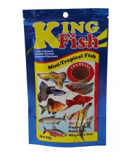 King Fish Mini Tropical Fish 60 g.