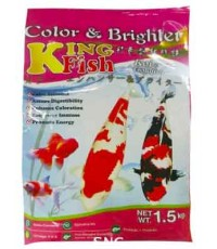 King Fish ColorBrighter 1.5kg Size S. 2mm