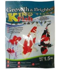 King Fish GrowthBrighter 1.5kg Size S. 2mm