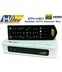 RECEIVER DTV รุ่น DTV-HD1 (HI DEFINITION)