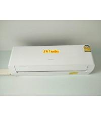(เงินสด 21,500 ฿) แอร์ Gree GWC24YE3-K6NNA1A ขนาด 25,000 บีทียู Amber III Fix-Speed R32 ตัวธรรมดา