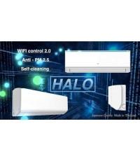 (เงินสด 9,500 ฿) แอร์ AUX รุ่น ASW-09/HC200-CO/W-09/HC200-CO ขนาด 9,400 btu ธรรมดา น้ำยา R32