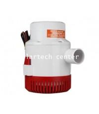ปั๊มน้ำ DC Bilge Pump 12V 3500 GPH