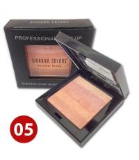 อายแชโดว์ Sivanna colors shimmer bricks HF302 No.05 ราคาส่งถูกๆ w58 รหัส.ES433