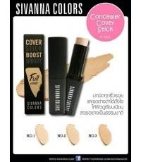 sivanna colors Cover Stick Boost Bright concealer HF544 w.51 เบอร์21 ราคาส่งถูกๆ รหัส F78