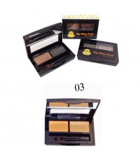 อายบราวระบายคิ้ว Big Yellow Duck Eyebrow powder(no.3) หนัก50.รหัส K10