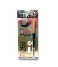 ดินสอเขียนคิ้ว TER MasterPiece 3D POWER FORMULA (no.01) W.21 รหัส K169