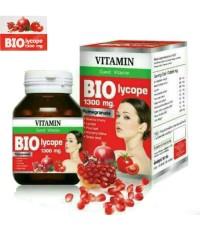 BIO Lycope 1300 Mg. Guest Vitamin Pomegranate เกสท์ วิตามิน ราคาส่งถูกๆ w.83 รหัส GU43