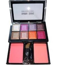 Sivanna Colors Summer Gradually อายแชโดว์ 8 สีสองชั้น+ปัดแก้ม2สี no.5 W.77 รหัส ES465