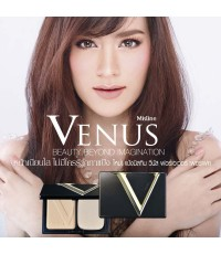Mistine Venus Forever Perfect Super Powder SPF25PA++NO.1 ราคาส่งถูกๆ W.97 รหัส MP21