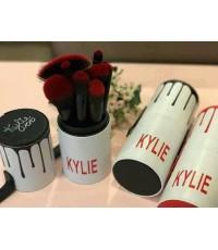 Kylie Limited Edition กระบอกแปรงสีดำ-ขาว ราคาถูก W.285 รหัส EM340