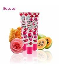 balala 7 romantic touchfit lip tatoo pack 05 สีแดงชมพูมะเหมี่ยว ราคาถูก W.33 รหัส L337