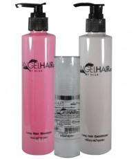 แชมพูนางฟ้า เร่งผมยาว Angel Hair set by Nisa ราคาส่งถูกๆ W.663 รหัส H57