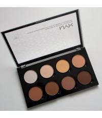 NYX Highlight  Contour Pro Palette ราคาถูก W.217 รหัส F90