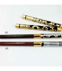 ดินสอเขียนคิ้วลายเสือ Sivanna make-up eyebrow(เบอร์5)โหลละ190บาท  W.105 รหัส K70