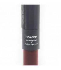 Sivanna matte lipstick lip cream No.5 ราคาส่งถูกๆ W.31 รหัส L77