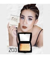 Zasa by charm Exoskin Precious (Z 03) ราคาส่งถูกๆ W.95 รหัส MP390