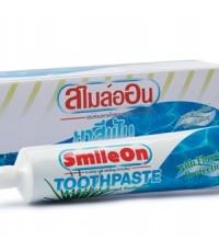 ยาสีพันสไมล์ออน (SmileOn Tooth Paste) ราคาส่งถูกๆ W.305 รหัส SP51