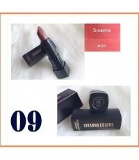 SIVANNA COLORS Lipstick hf4001 No.09 ราคาส่งถูกๆ W.50 รหัส L669