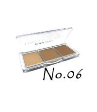 Sivanna Make up studio sculpt your palette HF577 (No.06) ราคาส่งถูกๆ W.75 รหัส BO342