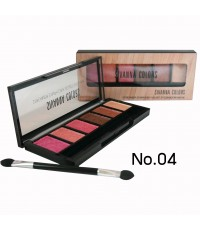 sivanna colors Streamer symphony velvet eyeshadow HF693 No.04 ราคาส่งถูกๆ W.70 รหัส ES191