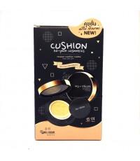 Hoyeon Cushion matte โฮยอน คุชชั่น แมทท์ (1 กล่อง 5ซอง) เบอร์ 2 ราคาส่งถูกๆ W.82 รหัส F90