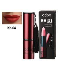 odbo โอดีบีโอ มอยส์ ลิปสติก No.06 ราคาส่งถูกๆ W.45 รหัส L537