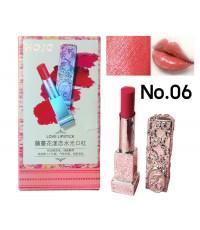 Hojo love lipstick ลิปสติกเนื้อชิฟฟ่อน No.06 ราคาส่งถูกๆ W.65 รหัส L104