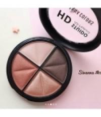 Sivanna Colors HD Studio All Naked อายแชโดว์ No.3 เนื้อสีแน่น W.70g. รหัส ES449