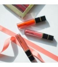 Neecara water shine liquid lipstick ลิปกรอสกึ่งแมทท์ NO.4 ราคาส่งถูกๆ W.45 รหัส L206