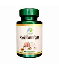 Cold Pressed Coconut Oil by Mermaid น้ำมันมะพร้าวสกัดเย็น (40เม็ด) ราคาส่งถูกๆ W.80 รหัสI139