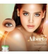 บิ๊กอาย ค่าสายตา Alberta Gray (-3.00) ของ Pretty Doll  พร้อมตลับฟรี หนัก 40g.รหัส PT342