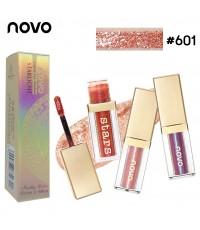 Novo liquid eyeShadow starlight อายแชโดว์กากเพชร No.601 ราคาส่งถูกๆ w.50 รหัส ES499