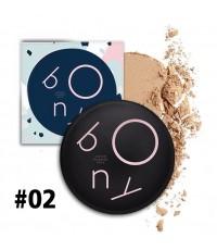 โบนี่ แป้งเบลอผิว Bony Cover Powder Pack No.2 ผิวขาวเหลือง ราคาส่งถูกๆ W.65 รหัส MP115