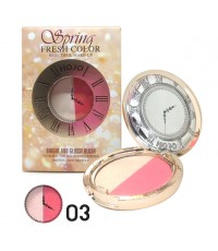 NOVO spring Fresh color บลัชออนรูปนาฬิกา No.03 ราคาส่งถูกๆ w.60 รหัส BO379