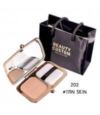 Hold Live Beauty Custom Renew Luxury Controlled Oil Powder No.02 ราคาส่งถูกๆ W.145 รหัส MP222
