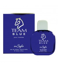 น้ำหอม inStyle TEAM BLUE Pour Femme 100 ml. หอมยาวนาน ราคาส่งถูกๆ W.300 รหัส A200